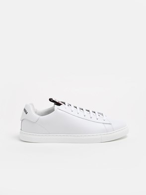 DSQUARED2 - WHITE SNEAKERS
