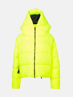 BACON - NEON YELLOW CLOUD DOWN JACKET
