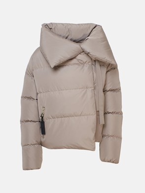 BACON - DOVE GREY PUFFA DOWN JACKET