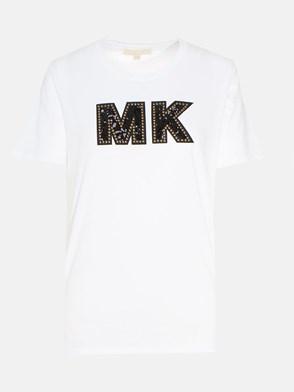 MICHAEL MICHAEL KORS - WHITE T-SHIRT