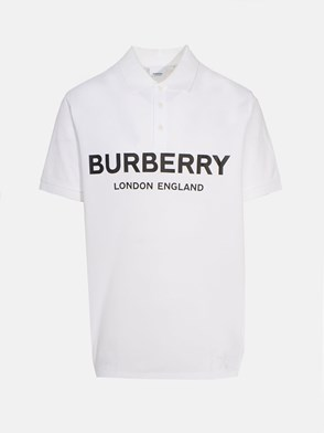 BURBERRY - POLO LUCKLAND BIANCA