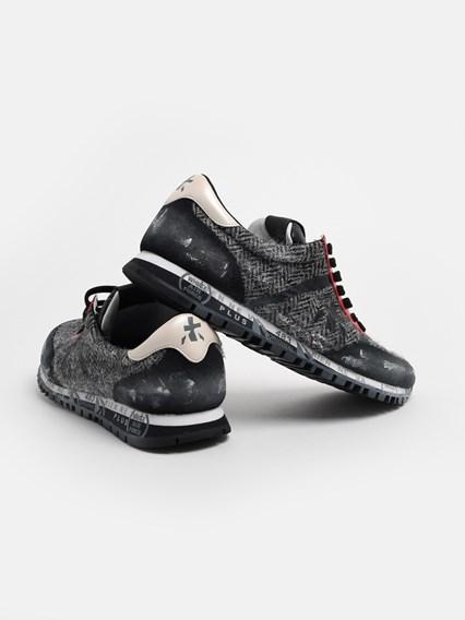 bello design migliore qualità per a piedi scatti di GREY SEAN SNEAKERS