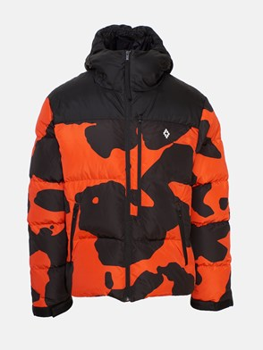 MARCELO BURLON COUNTY OF MILAN - GIUBBINO CAMOUFLAGE MULTICOLOR