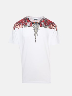 MARCELO BURLON COUNTY OF MILAN - T-SHIRT ALI BIANCA