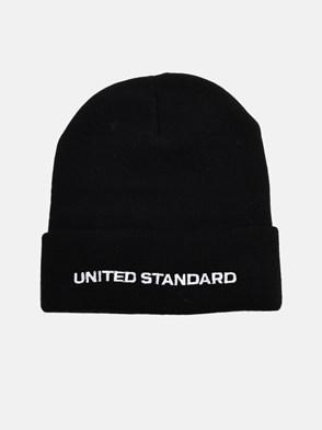 UNITED STANDARD - BLACK BASIC BEANIE