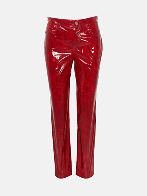 ICEBERG - RED PANTS
