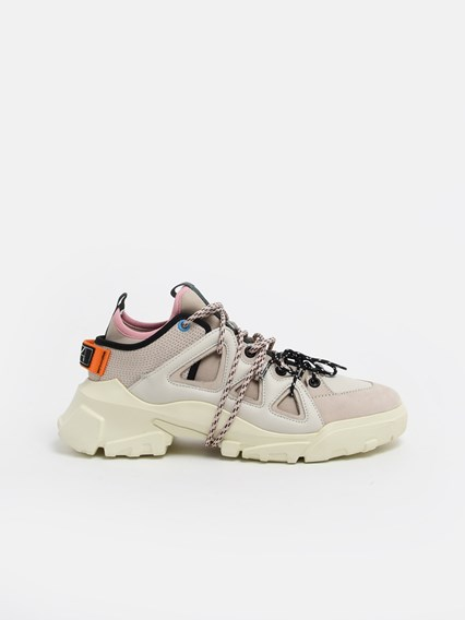 size 40 8d323 37d20 CREAM ORBYT SNEAKERS