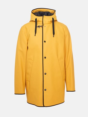 FAY - YELLOW HEAVY COAT
