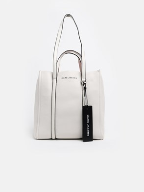 THE MARC JACOBS - WHITE THE TAG BAG