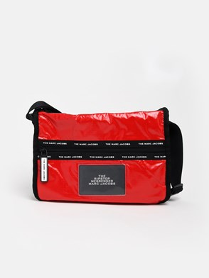 THE MARC JACOBS - RED MESSENGER BAG
