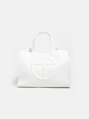 TELFAR - WHITE BAG