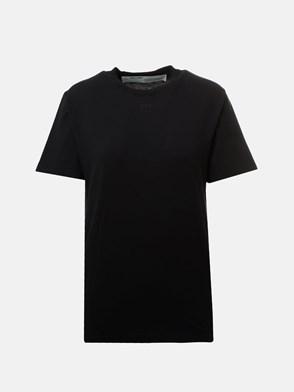 OFF WHITE c/o VIRGIL ABLOH - BLACK OFF WHITE T-SHIRT
