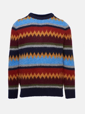 HOWLIN' - MULTICOLOR SWEATER