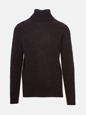 HOWLIN' - BLUE SYLVESTER TURTLENECK