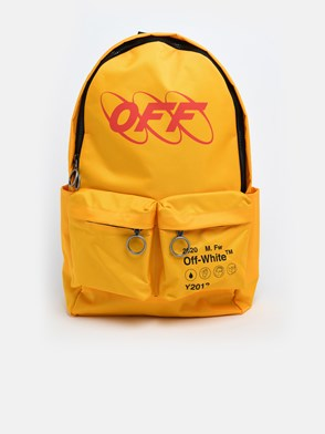 OFF WHITE c/o VIRGIL ABLOH - YELLOW INDUSTRIAL BACKPACK