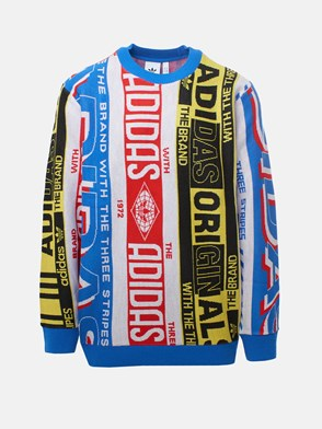 ADIDAS ORIGINALS - MULTICOLOR SWEATSHIRT