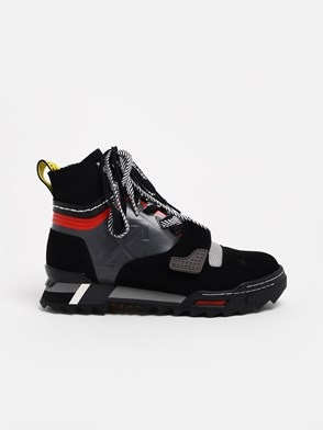 OFF WHITE c/o VIRGIL ABLOH - SNEAKER HIKING NERA