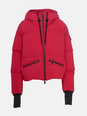 MONCLER GRENOBLE - PINK AIRY DOWN JACKET