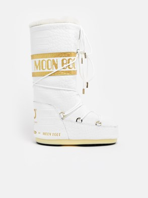 MOONBOOT - WHITE MOONBOOTS