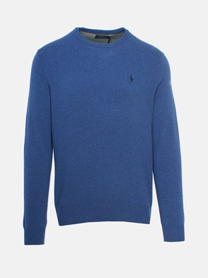 POLO RALPH LAUREN - BLUE SWEATER