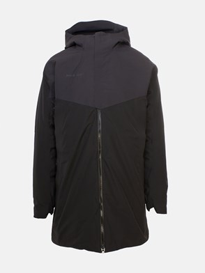 MAMMUT DELTA X - PARKA THERMO HOODED NERO