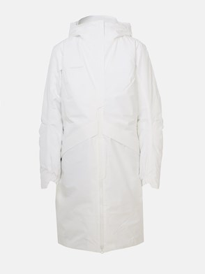 MAMMUT DELTA X - WHITE THERMO HOODED PARKA