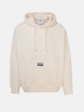 ADIDAS ORIGINALS - IVORY VOCAL F HOODY SWEATSHIRT