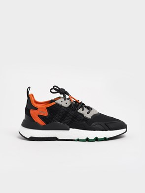 ADIDAS ORIGINALS - BLACK NITE JOGGER SNEAKERS