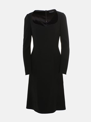 DOLCE & GABBANA - BLACK DRESS