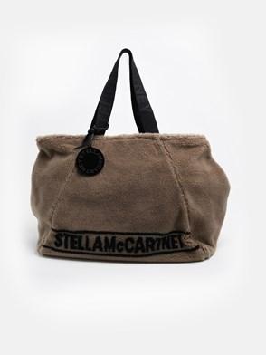 STELLA McCARTNEY - BROWN CARRY BAG