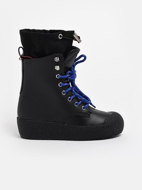 BALLY - BLACK CANDACE ANKLE BOOTS