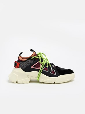 McQ BY ALEXANDER MCQUEEN - SNEAKER ORBYT MULTICOLORE