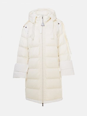 MONCLER GENIUS 1952 - WHITE NARVALONG DOWN JACKET