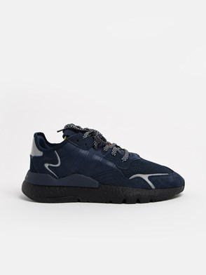 ADIDAS ORIGINALS - BLUE NITE JOGGER SNEAKERS