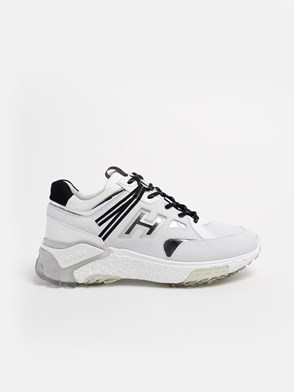 HOGAN - WHITE URBAN TREK SNEAKERS
