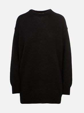 MAX MARA - BLACK RELAX SWEATER