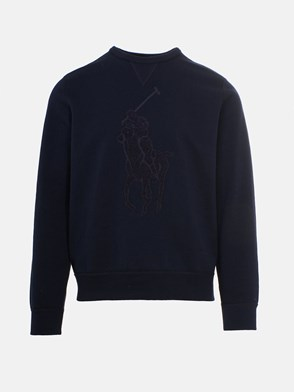 POLO RALPH LAUREN - BLUE SWEATSHIRT