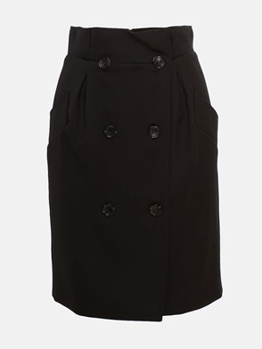 MAX MARA - BLACK FENICE SKIRT