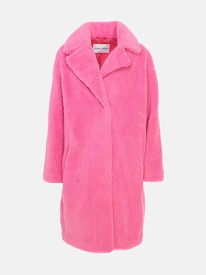 STAND STUDIO - PINK CAMILLE COAT