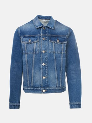 BURBERRY - BLUE STACHWELL JACKET