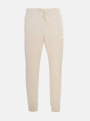 ADIDAS ORIGINALS - CREAM-COLORED PANTS
