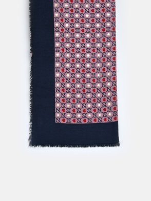 GUCCI - PINK AND BLUE DIMMHERT FOULARD