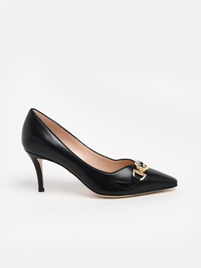 GUCCI - BLACK ZUMI PUMPS