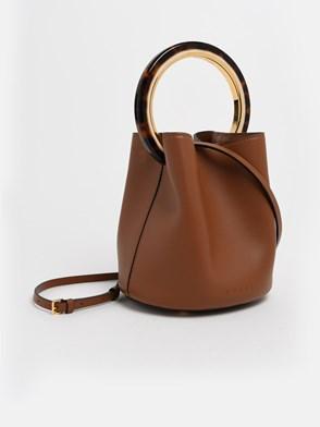 MARNI - BROWN PANNIER BAG