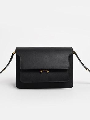 MARNI - BLACK TRUNK BAG