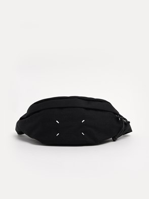 MAISON MARGIELA - BLACK FANNY PACK