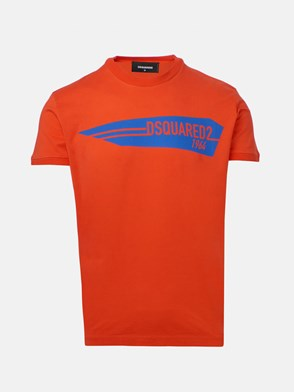 DSQUARED2 - ORANGE T-SHIRT