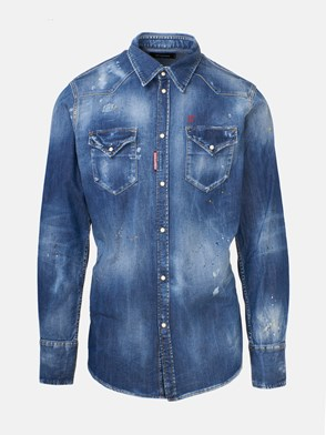 DSQUARED2 - JEANS SHIRT