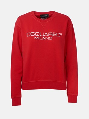 DSQUARED2 - RED SWEATSHIRT