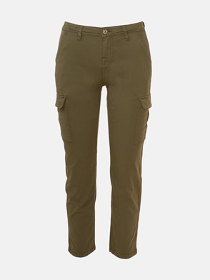 7 FOR ALL MANKIND - GREEN PANTS